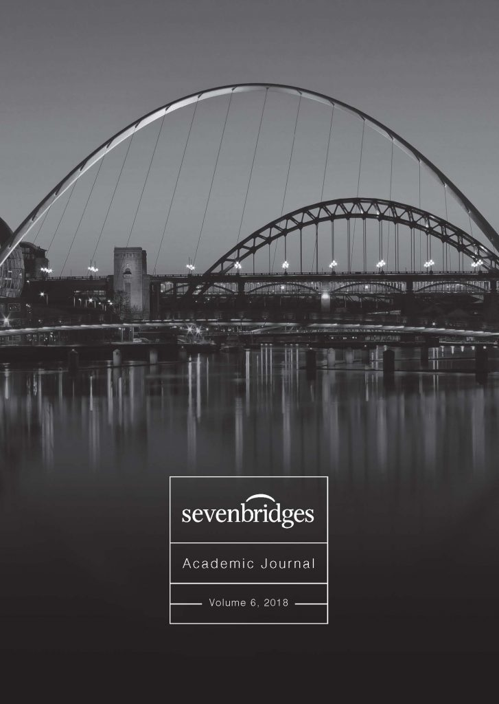 Seven Bridges Vol 6. cover